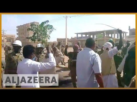 🇸🇩Anti-government protests continue in Sudan for fifth day | Al Jazeera English