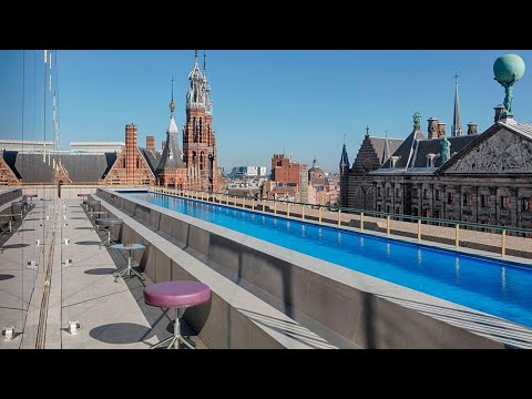 W Amsterdam (Netherlands): impressions & review