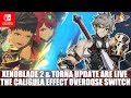 Xenoblade Chronicles 2 & Torna ~ The Golden Country Updates OUT NOW + The Caligula Effect Overdose!