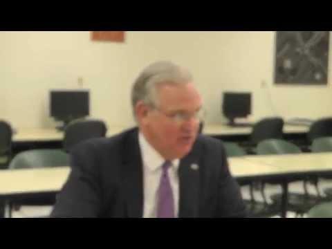 Gov Jay Nixon Ferguson Media Response