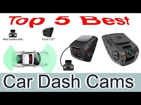 Top 5 Best Car Dash Cams Reviews