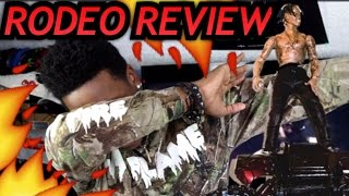 TRAVI$ SCOTT STAN REVIEWS RODEO