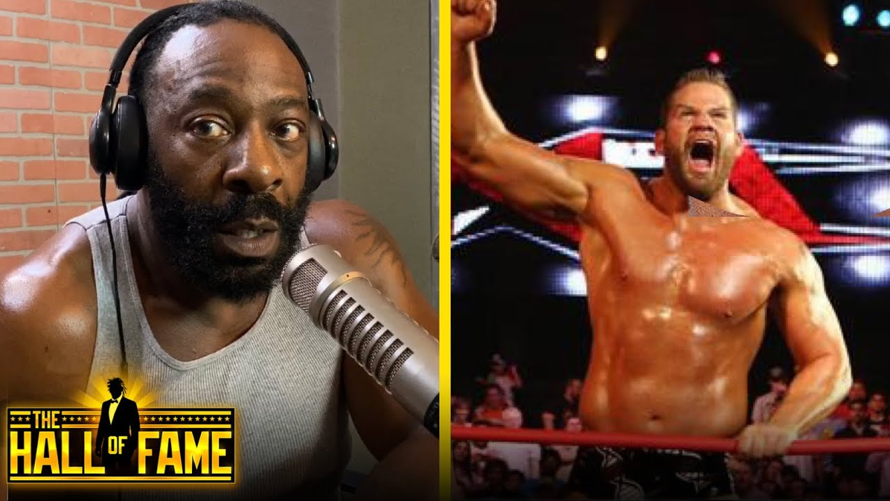 "Booker T Addresses ""Not Putting Matt Morgan Over"" in TNA"