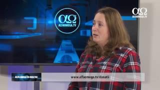 Mela Silcau - despre Alfa Omega TV si implicarea sa