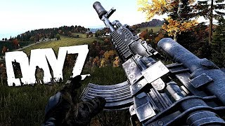 Gearing Up A DayZ ROOKIE With A VSS RAMPAGE!