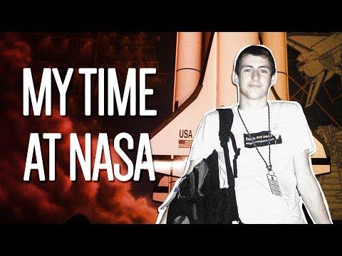 Work experience at NASA changed my life