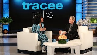Tracee Ellis Ross Gives a