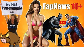 Ирина Шейк без одежды, «Бэтмен против Супермена ХХХ», Аксельсон и бык  FapNews
