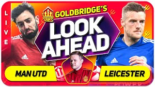 MANCHESTER UNITED vs LEICESTER! SOLSKJAER Forced to Ring Changes