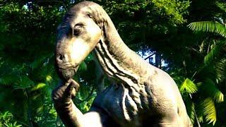 JURASSIC WORLD EVOLUTION Cretaceous Dinosaur Pack Trailer (2018)