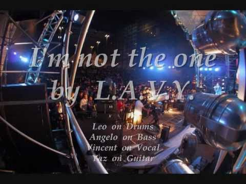 I'm not the one (Remix Version) by L.A.V.Y.