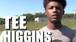 6'5 WR || Tee Higgins '17 : Oak Ridge High (Oak Ridge, TN) The Open...