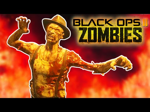 BEST ZOMBIE PLAYERS OF ALL TIME! (Call Of Duty: Black Ops 2 Zombies) w/Kenny & Friends!