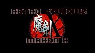 Maken X for Dreamcast Revew