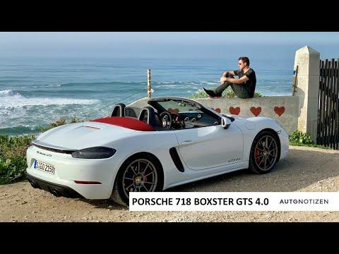Porsche 718 Boxster GTS 4.0 2020: Sechszylinder-Boxer Im Review, Test, Fahrbericht