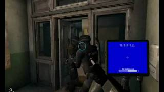 Swat4 TSS 2nd mission gameplay [part1]