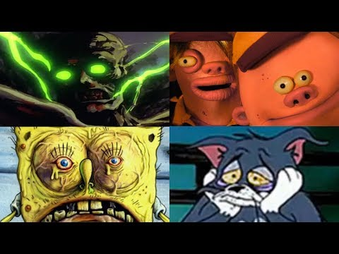 Top 30 Disturbing Moments in Kids Shows (2018)