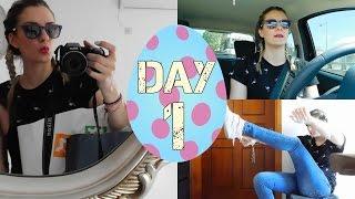 Βλογκοστή Day 1 - Ψώνια | Marinelli