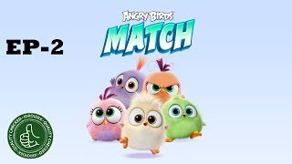 Angry Birds Match | Surprise Party invite vincent bird | Android gameplay