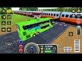 Jugando Juego de Autobús - Bus Simulador