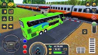Jugando Juego de Autobús - Bus Simulador YouTube Videos