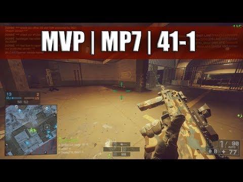 Battlefield 4 | PC | Pure Sound Sunday w/ MP7 on Locker | 41-1 thumbnail
