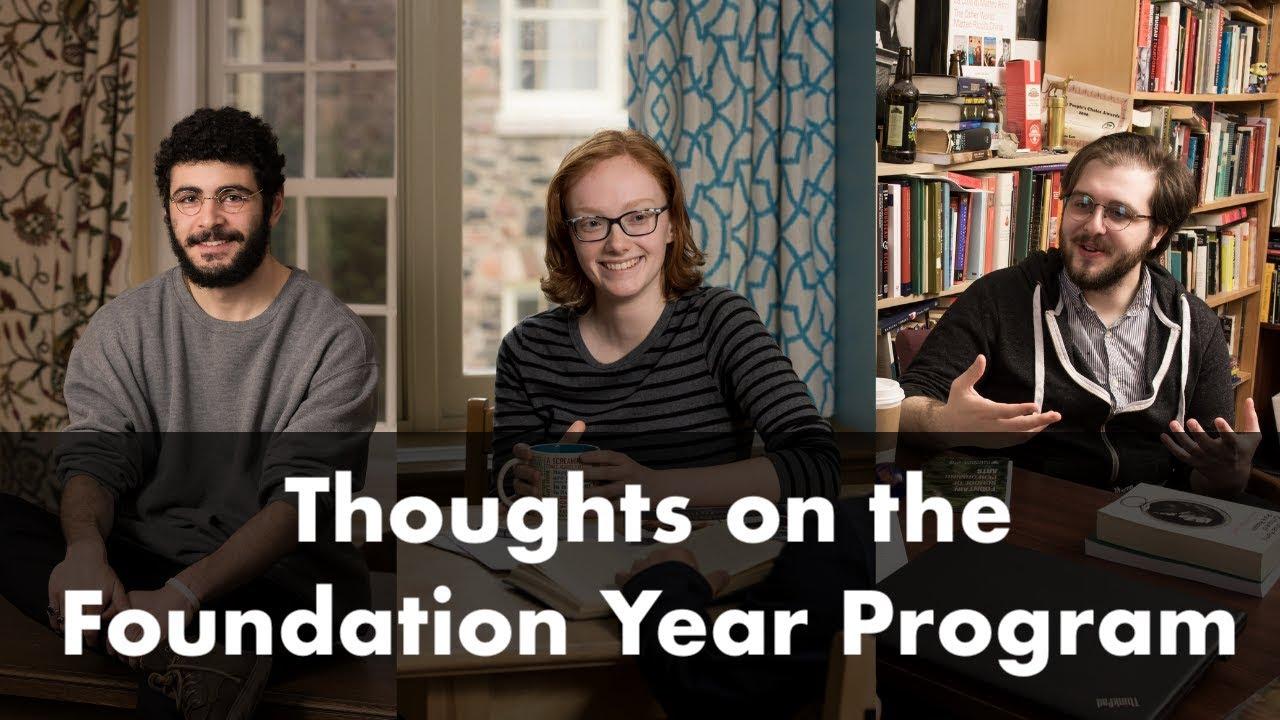 Foundation Year Program   University of King's College