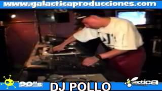 Dj Trajic & Dj Pollo en Nietos Discotheque 1996