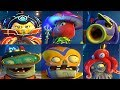 Plants vs Zombies Garden Warfare 2 - All PVZ Heroes Hats (SO FAR!) Plants vs Zombies Heroes