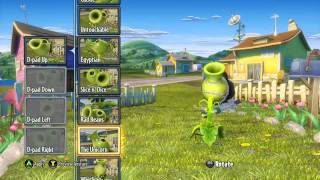 All of the Peashooter Taunts in Plants vs. Zombies: Garden Warfare