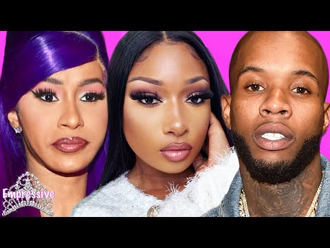 Tory Lanez CHARGED in incident w/ Megan Thee Stallion | Cardi B cusses out her fans!
