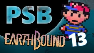 Earthbound #13: Giant Robot Ant! - Playing Silly Buggers