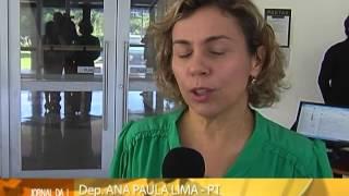 Bancada feminina apresenta diagnóstico da violência contra a mulher em Santa Catarina
