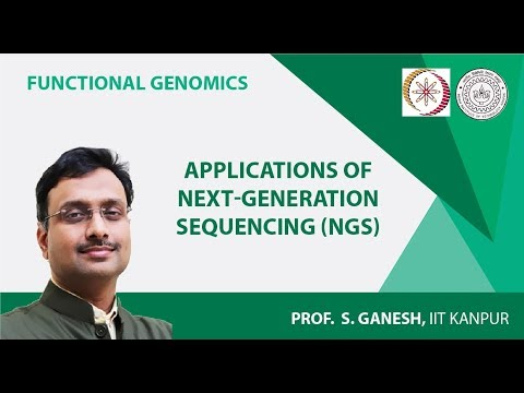 Applications of Next-Generation Sequencing (NGS)
