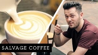 Salvage Coffee | Steve Booker Thumbnail