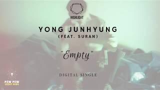 Sub esp) yong junhyung – empty (빈털터리) (feat. suran) -