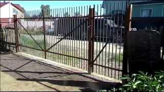 Как сварить металлические ворота(Как сварить металлические ворота., 2014-07-11T13:20:05.000Z)