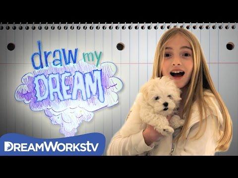 Lauren Orlando in Attack of the Clones! | DRAW MY DREAM