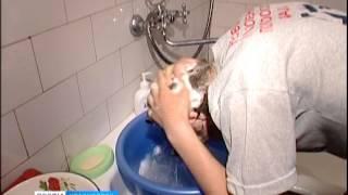 В дома Советского района Красноярска начали подавать горячую воду