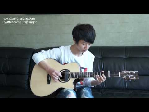 G Dragon) Missing You   Sungha Jung Acoustic Tabs Guitar Pro 6