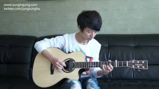 G Dragon) Missing You   Sungha Jung Acoustic Tabs Guitar Pro 6 Mp3