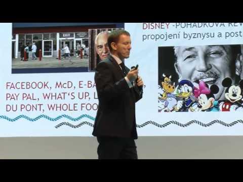 Petr Borkovec – Partners a Modrý oceán