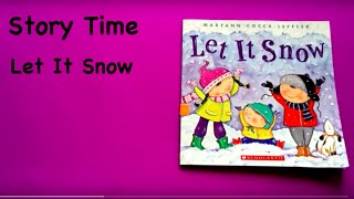 Story Time: Let It Snow