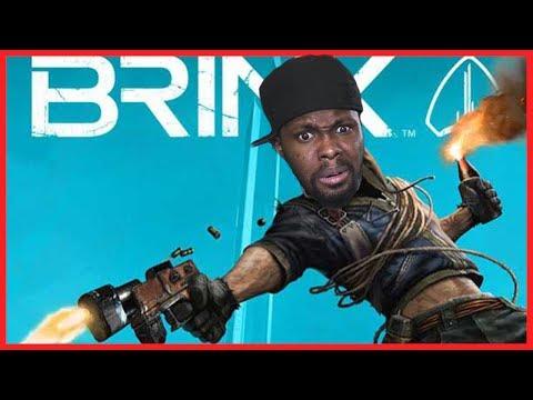 SHOULD THIS GET A NEXT-GEN REMAKE???  Brink Gameplay   #ThrowbackThursday