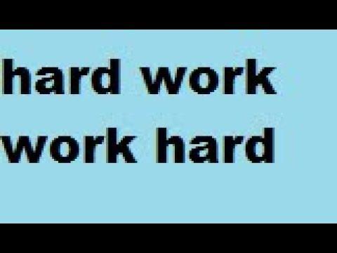 Neely Fuller Jr- They Work Smart To Make Us Work Hard