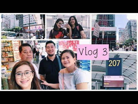 Vlog#3: Bye, Hongkong. Hello again, Manila! | Lyra Data