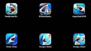 Hungry Shark EvolutionWorldDeadly Jaws Sharks3d Shark Spear FishingAngry Shark 2016Shark Attack