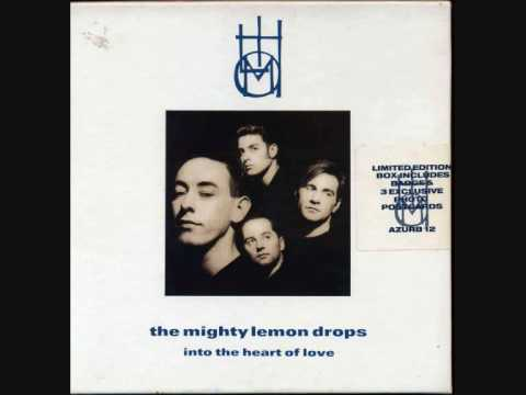 "The MIGHTY LEMON DROPS - 'Into The Heart Of Love' - 7"" 1989"