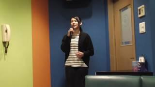 富士はるか(中2)が村田英雄さんの『無法松の一生』を歌ってみました。