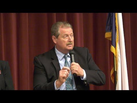 League City Chamber Forum - Precinct 4 Galveston County Commissioner